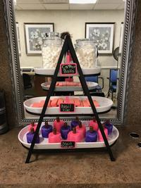 Manicure Tower of Treats
